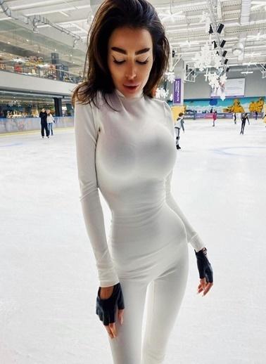 Fashion Tayt Tulum Beyaz